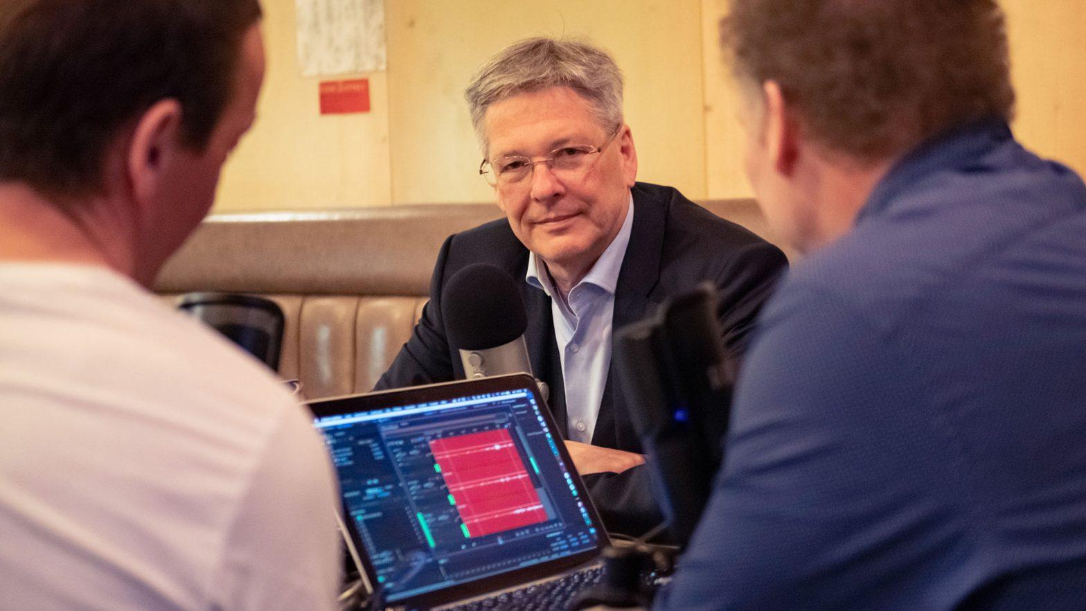 Landeshauptmann Peter Kaiser von Kärnten, SPÖ