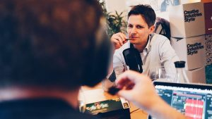 Thomas Cik im Interview vom Zischcast.